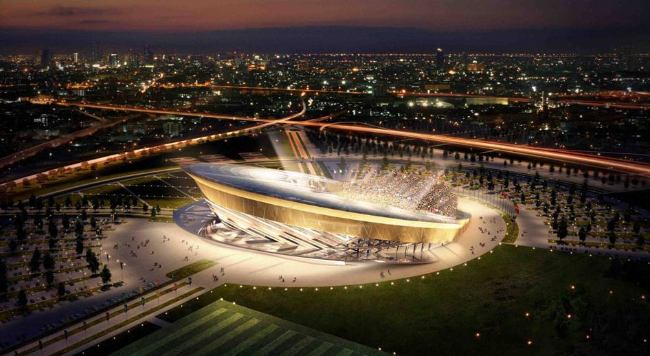 году в стадион 2018 футболу к мира чемпионату по